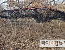 야생멧돼지 서식밀도 높은지역 포획장 확대 설치