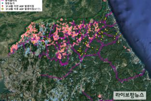 봄철 태어난 멧돼지 활동 시작…ASF 확산 차단 총력